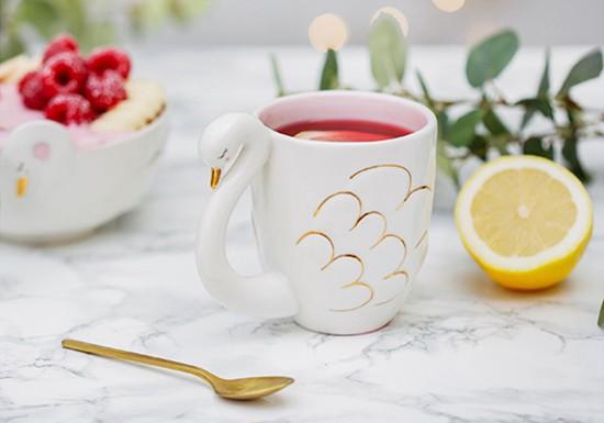 Mug Swan