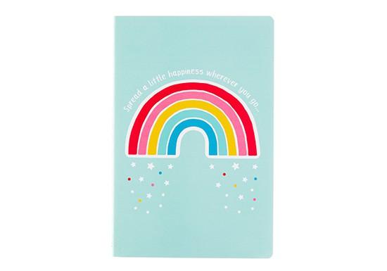 Cahier Rainbow