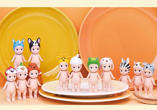 Sonny Angel animaux - série 3 New