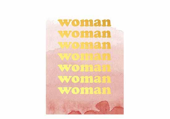 Carte Woman