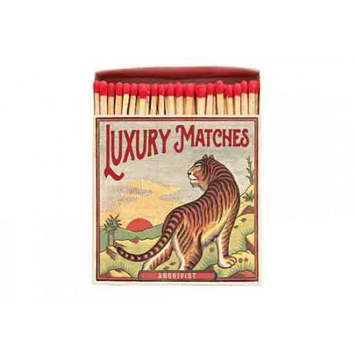 Grande boite d'allumettes - New Tiger