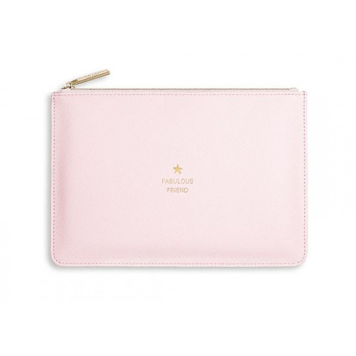 Pochette Fabulous friend rose