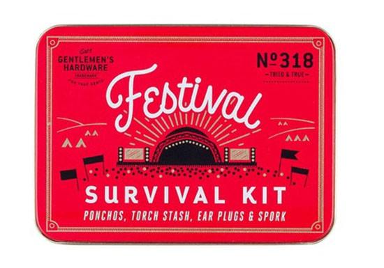 Kit de survie Festival
