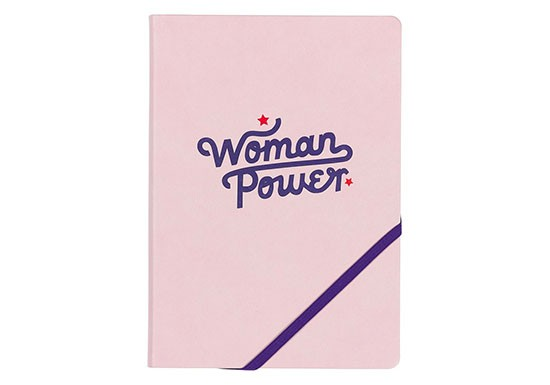 Cahier Woman power