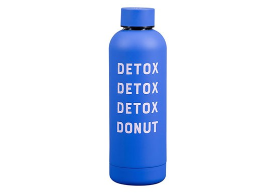 Bouteille isotherme Detox Donut