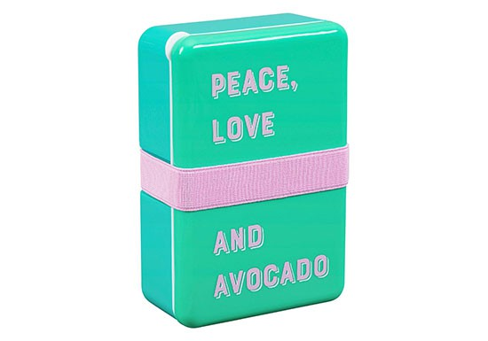 Lunch box Avocado