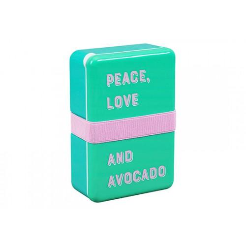 Lunch box Avocado