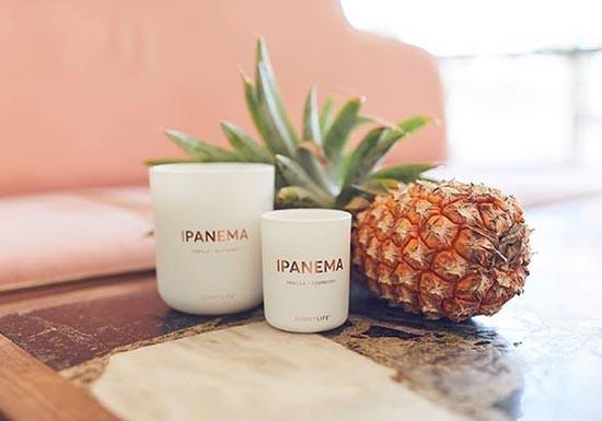 Bougie parfumée Ipanema