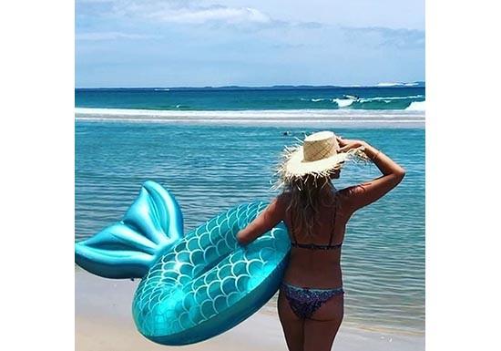 Bouée Mermaid