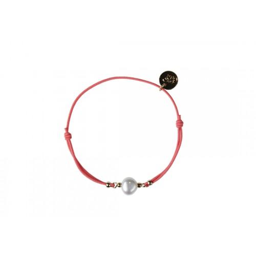 Bracelet perle (couleur au choix)