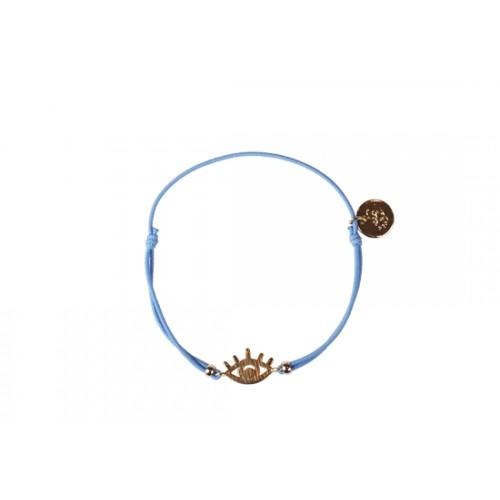 Bracelet Eye (couleur au choix)