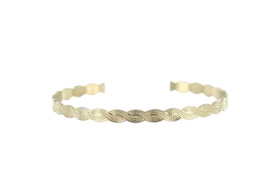 Bracelet jonc Sofia