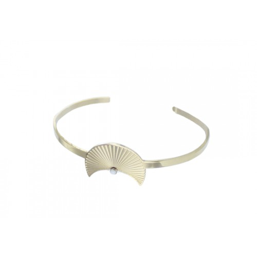 Bracelet jonc Alma