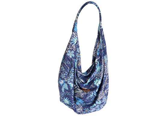 270011efe7 Sac bandoulière tissu - bleu marine - La boutique de Louise