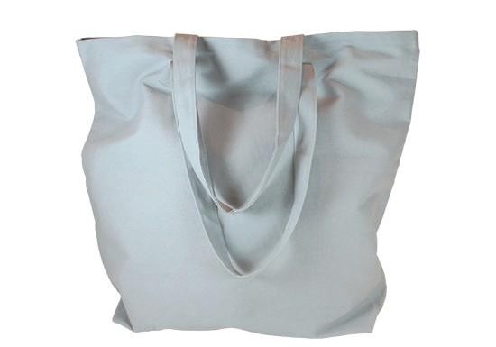 Tote bag XL - gris