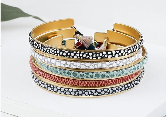 Bracelet Nuweiba (coloris au choix)