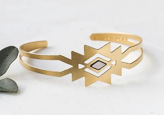 Bracelet Comoro (coloris au choix)