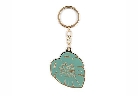 Porte-clés Belle Plante