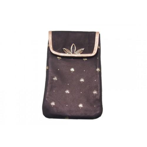 Pochette téléphone Palmtree - noir