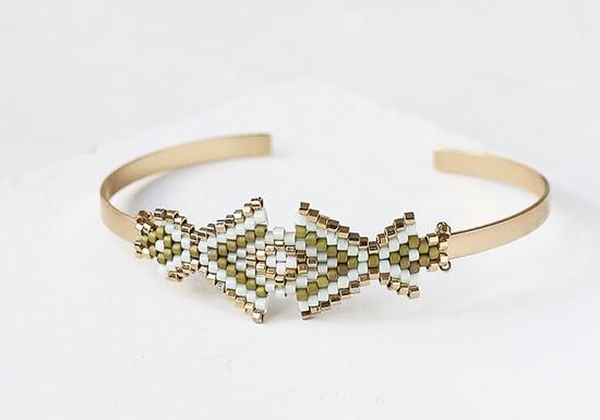 Bracelet Neema (coloris au choix)