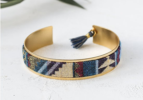 Bracelet Marabou