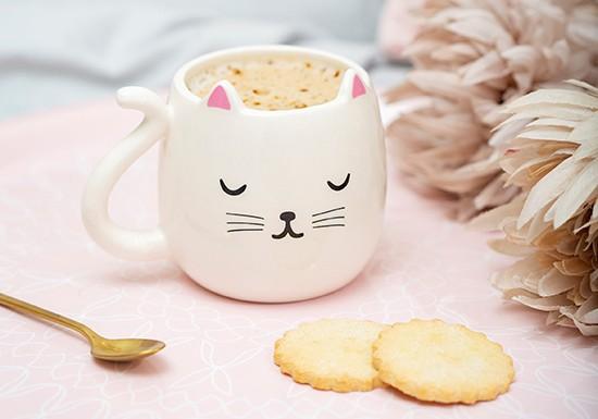Mug Cutie cat