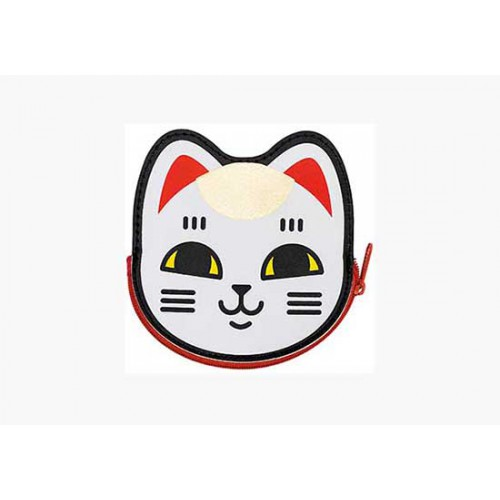 Porte monnaie chat