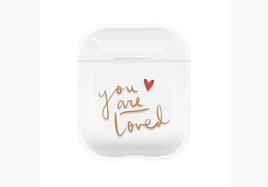 "Etui Airpod ""You are loved"""