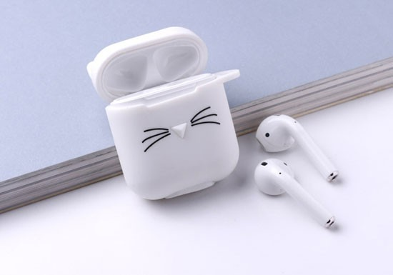 Etui Airpod Cat