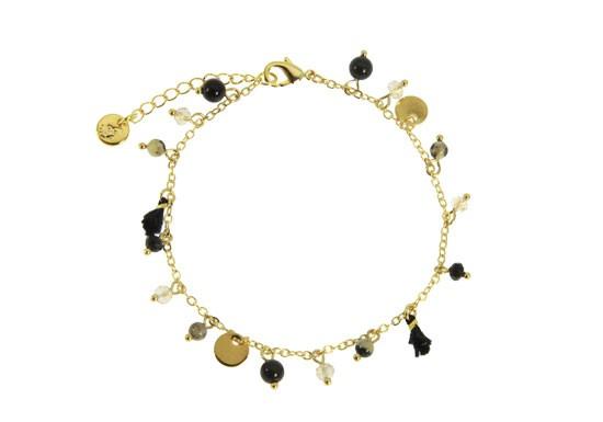 Bracelet Camille noir