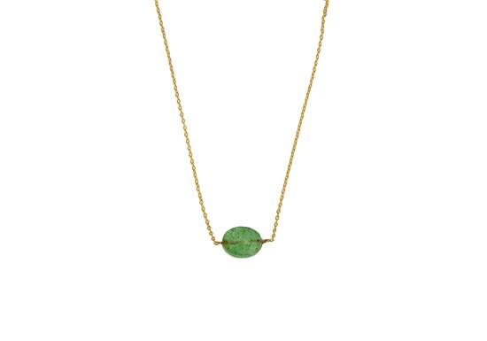 Collier Colette vert