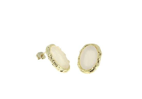 Boucles d'oreilles Colette - blanc