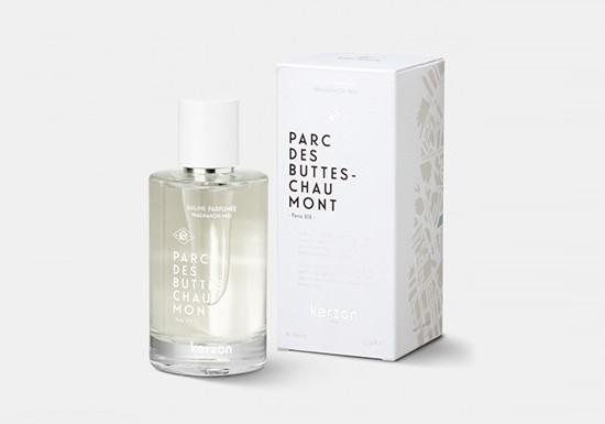 Brume parfumée - Parc des Buttes-Chaumont
