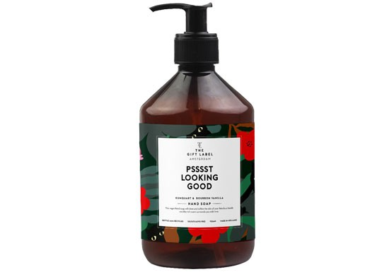 Hand soap - Pssst looking good