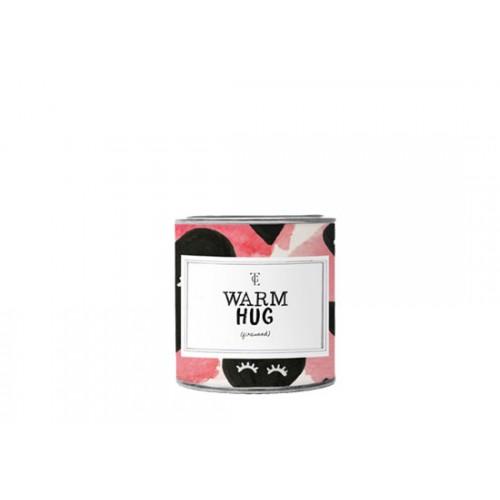 Petite bougie parfum coton frais - Warm hug