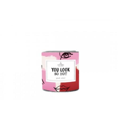Petite bougie parfum coton frais - You look so hot