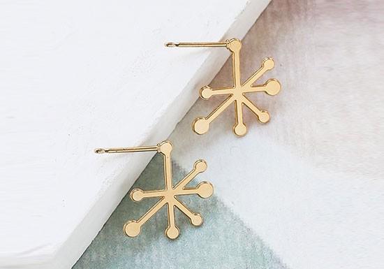 Boucles d'oreilles Symbol