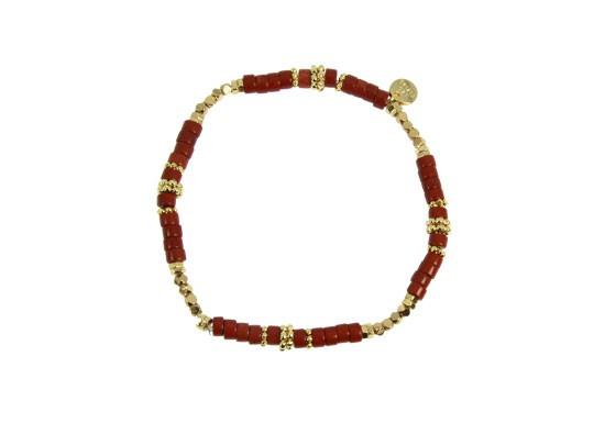 Bracelet Heishi (coloris au choix)