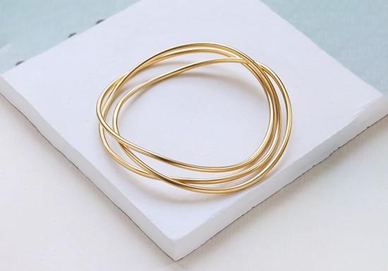 Bracelets Sketch (or ou argent)