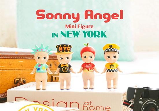 Sonny Angel - Série New-York