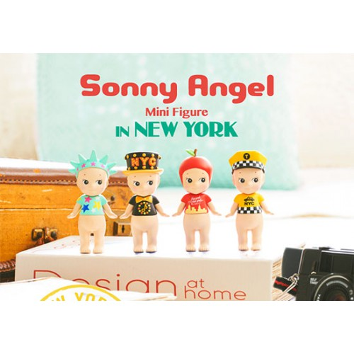 Sonny Angel - Série New-York