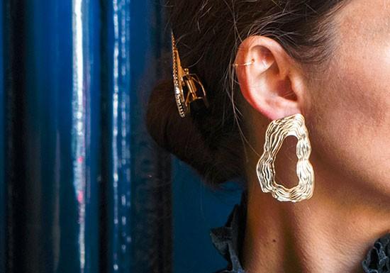Boucles d'oreilles Charline