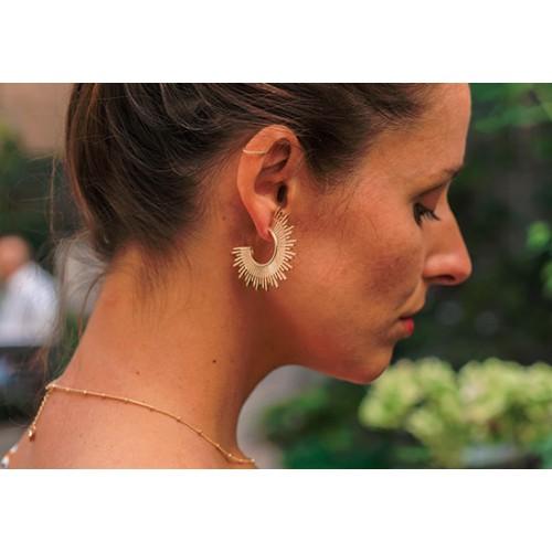 Boucles d'oreilles Célestia