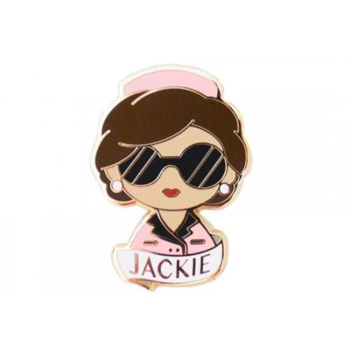 Broche Jackie