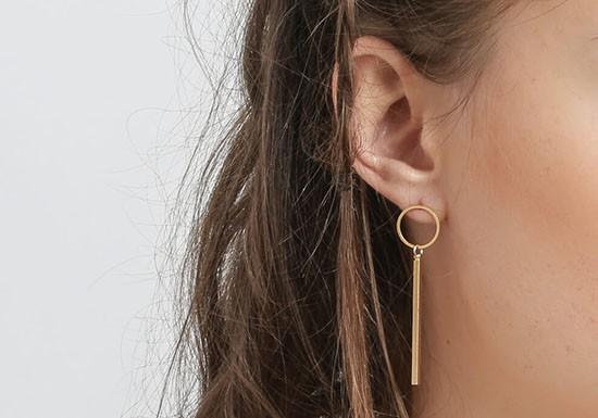 Boucles d'oreilles Brooks