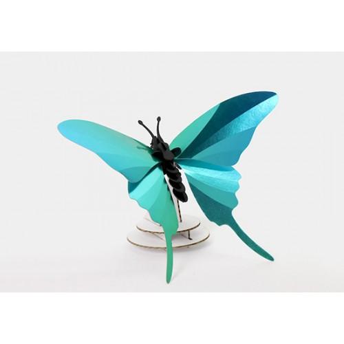 Papillon DIY Swordtail - vert des caraïbes