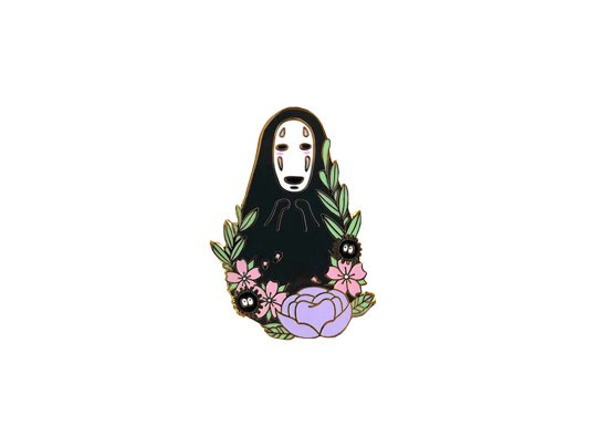 Pin's Voyage de Chihiro - Sans-visage