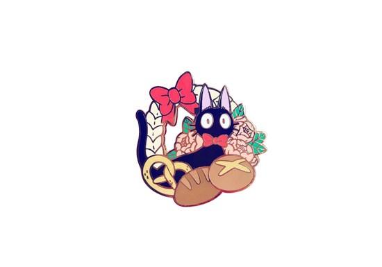 Pin's Kiki La petite sorcière