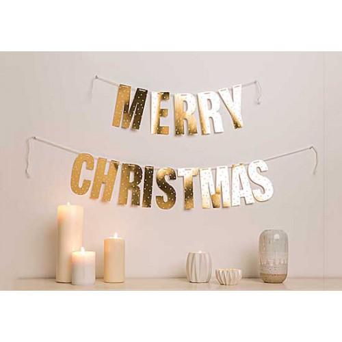 Guirlande Merry Christmas