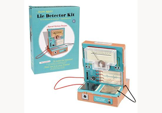 Agent Secret - Kit détecteur de mensonge